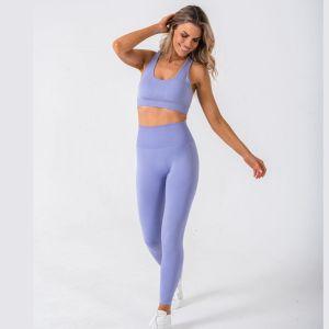 Powercut SÖLID Lilac Leggings