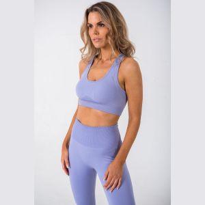 Powercut SÖLID Lilac Sports Bra