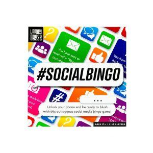 Professor Puzzle Social Bingo