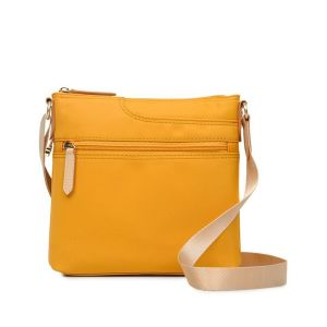 Radley Pocket Essentials Yellow Crossbody
