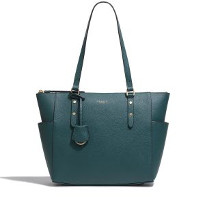 Radley Silk Street Green Shoulder Bag