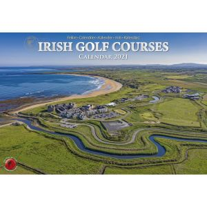 Real Ireland  Irish Golf Courses Calendar