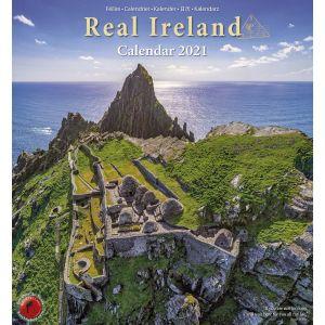 Real Ireland Large Ireland Calendar