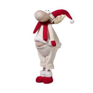 Red Hat Standing Reindeer