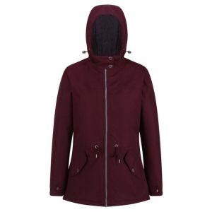 Regatta Brigid Ladies Burgundy Jacket front
