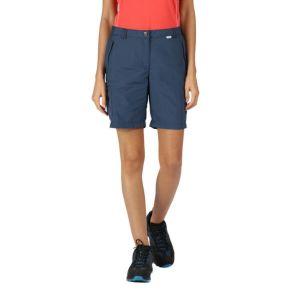 Regatta Chaska Ladies Dark Denim Shorts