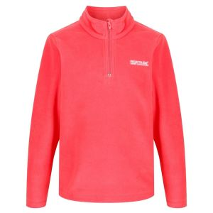 Regatta Hot Shot II Kids Fleece Coral