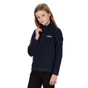 Regatta Hot Shot II Kids Fleece Navy Model
