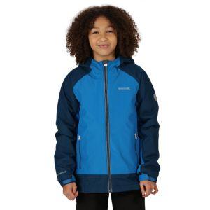 Regatta Hurdle III Kids Blue/Navy Jacket