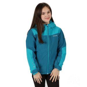 Regatta Kids Highton Blue Jacket