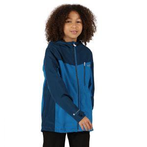 Regatta Kids Highton Deep Blue Jacket
