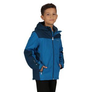 Regatta Kids Highton Imperial Blue Jacket