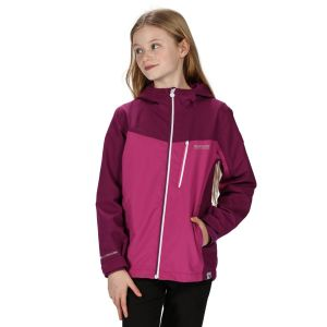 Regatta Kids Highton Viola Jacket