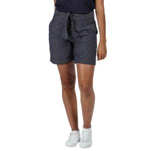 Regatta Samora Ladies Navy Short