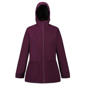 Regatta Women's Bergonia II Wine Jacket