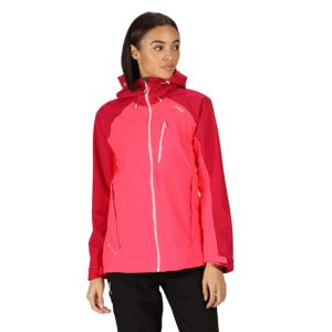 Regatta Women's Birchdale Neon Pink Jacket