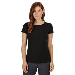 Regatta Women's Carlie Black T-Shirt