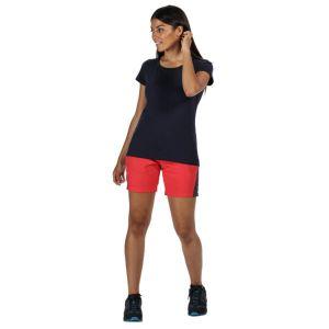 Regatta Women's Carlie Navy T-Shirt model