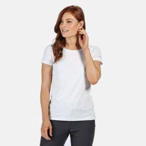 Regatta Women's Carlie White T-Shir
