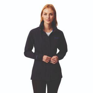 Regatta Women's Daysha Navy Walking Jacket on model