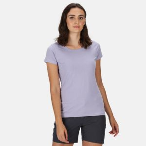 Regatta Carlie Ladies Lilac T-Shirt