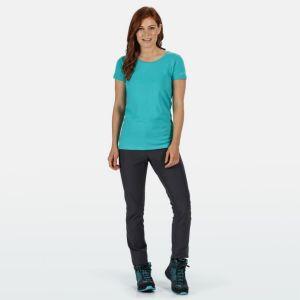 Regatta Carlie Ladies Turquoise T-Shirt