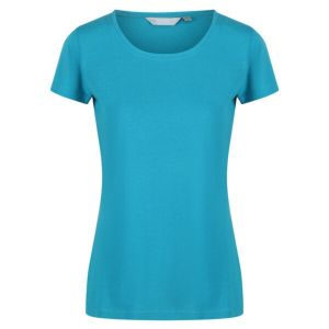 Regatta Carlie Ladies Turquoise T-Shirt Front