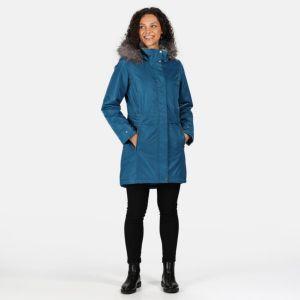 Regatta Lexis Ladies Blue Jacket