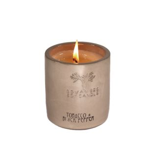 Rowan Beg Tobacco & Black Pepper Large Candle