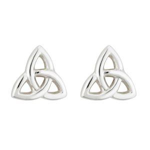 Solvar Trinity Knot Studs