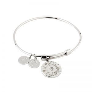 Solvar History of Ireland 3 Disc Bangle