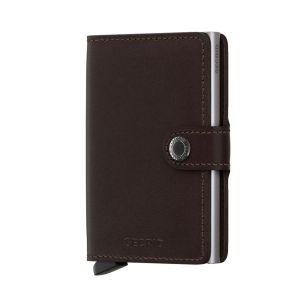 Secrid Original Brown Mini Wallet