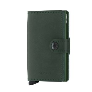Secrid Original Green Mini Wallet