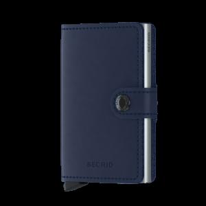 Secrid Original Navy Mini Wallet