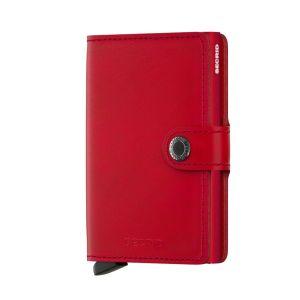Secrid Original Red Mini Wallet