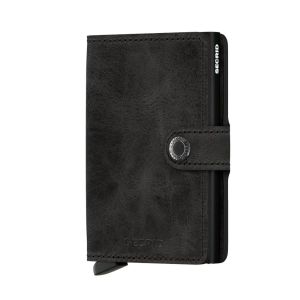 Secrid Vintage Black Mini Wallet