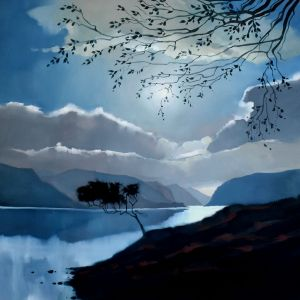 Sharon McDaid November Moon Mount