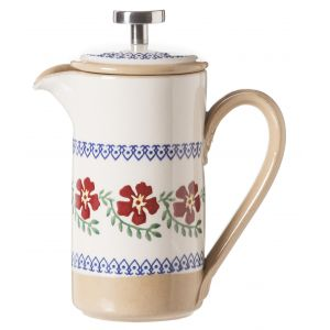 Nicholas Mosse Cafetiere Small Old Rose