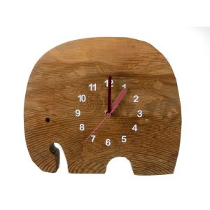 Sam agus Nessa Elephant In The Room Clock