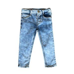 Stork & Co White Wash Blue Denim Jeans