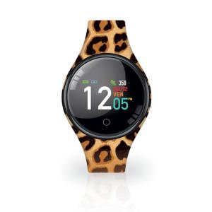 Techmade Freetime Animal Print Watch