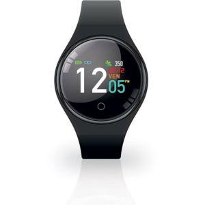 Techmade Freetime Black Smart Watch