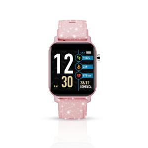 Techmade X Glitter Pink Techwatch