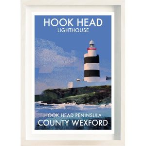 The Ireland Posters Store Hook Head Frame