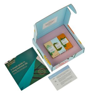 The Nature of Things Don't Stress Gift Set