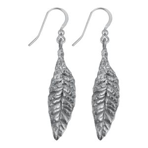 The Roots of Ireland Leaf Earrings