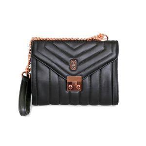 Tipperary Crystal Black Oxford Bag