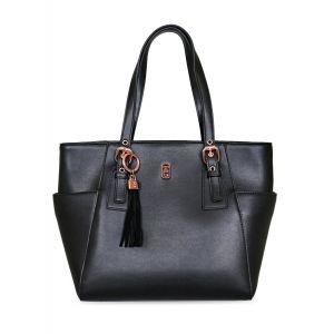 Tipperary Crystal Black Grafton Tote
