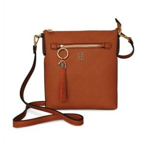 Tipperary Crystal Chelsea Tan Crossbody