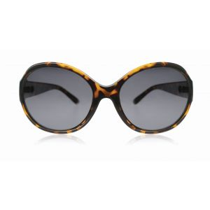 Tipperary Crystal Dolce Vita Sunglasses Tortoise Front View